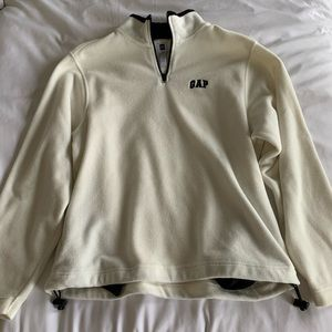 Gap Quarter Zip Sweatshirt